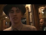 Broadway Performers (Darren Criss Hunter Parrish Reeve Carney Aaron Tveit)