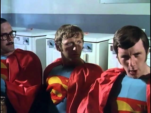 Monty Python: Супермен-велослесарь