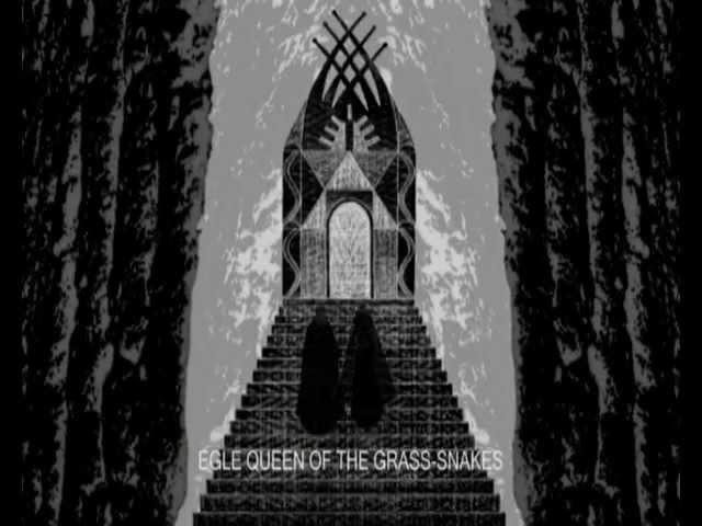 Lietuviškas animacinis filmas Egle žalčių karaliene Egle queen of the grass snakes