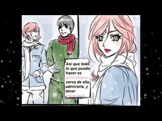 sasusaku doujinshi Sasuke una persona amable- español- ( a gentle person)