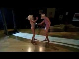 Sia (feat. Maddie Ziegler & Allison Holker) Perform Chandelier on Dancing with the Stars