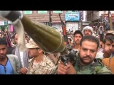 Houthis stage rally in Sanaa against Saudi-led air strikes