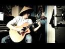 Kev Parsons - Time 2 Ewan Dobson Acoustic Trance Guitar Cover 2013