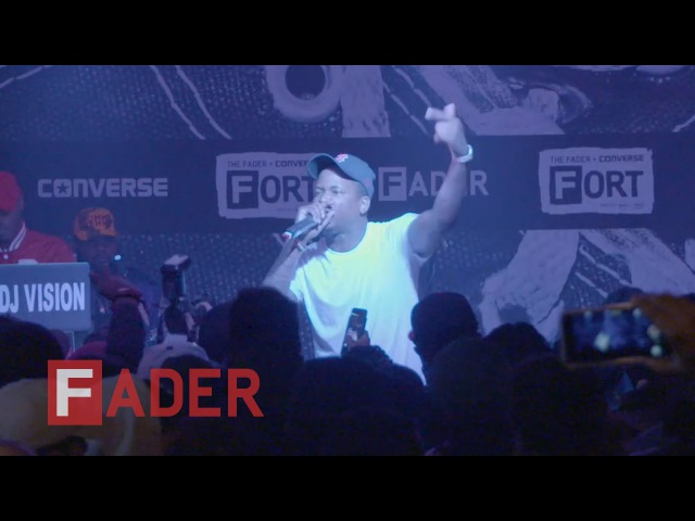 YG, Twist My Fingaz - Live at The FADER FORT Presented by Converse 2015 (7)