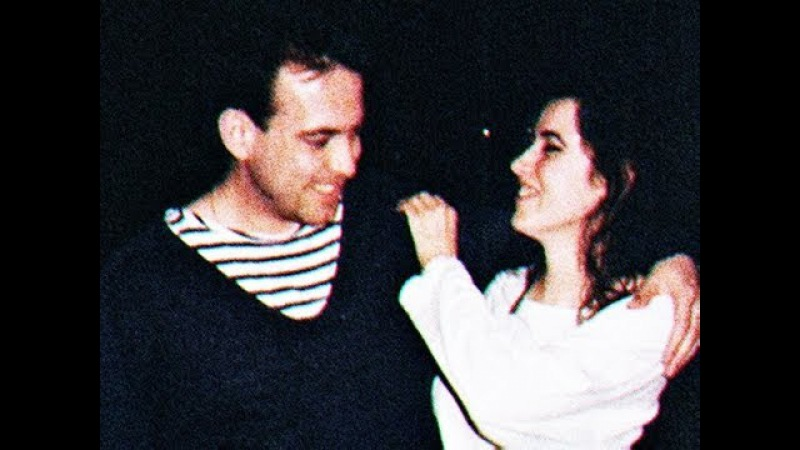 Robert Smith and Mary Poole pics- The Cure -This Twilight Garden