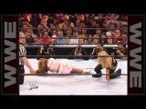 Trish Stratus vs. Mickie James - Womens Championship Match: WrestleMania 22