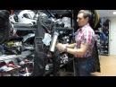 Обзор текстильных мотоштанов AGVsport Telluride от центра мотоэкипировки МСК СПб РФ