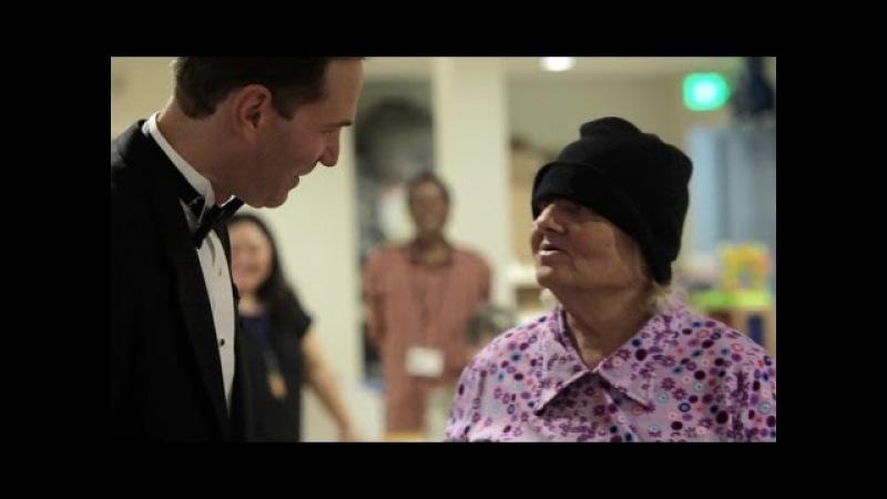 MediocreFilms - Homeless Shelter Surprise - Prank It FWD