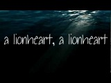 Of Monsters And Men - King And Lionheart (with lyrics on screen)