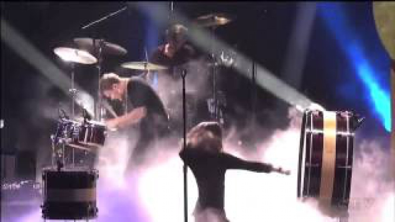 Imagine Dragons - Radioactive (American Music Awards 2013).