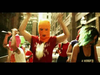 Pussy Riot - Don't Cry Genocide (House Of Cards End Credits)