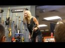 Nita Strauss - Poison (Alice Cooper) - April 28, 2015 - Edmonton, AB