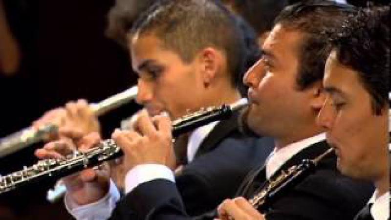 Beethoven, 3ª Sinfonía Heroica. Orquesta Juvenil Simón Bolívar de Venezuela, Gustavo Dudamel
