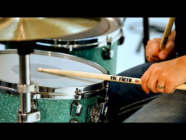 How to Play a Rim Shot | Drumming