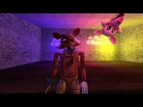 [SFM FNAF] Foxy Meets Mangle For the First Time