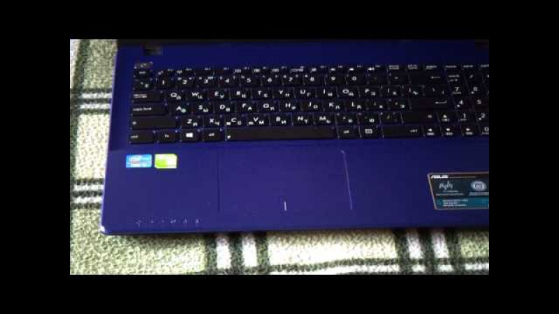 Обзор ноутбука Asus X550CC сравнение видеокарт nvidia geforce 720m vs 820m