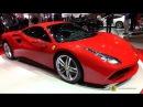 2015 Ferrari 488 GTB - Exterior and Interior Walkaround - 2015 Geneva Motor Show