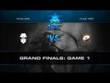 XMG Captains Draft 2.0 - Grand Finals - Team Secret vs Virtus.Pro - Game 1