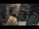 Public Disgrace - рабыня jenniferlove  KINK.COM публичное унижение  BDSM  рабынь очень жестко публично ебут и унижают