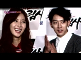 [CNazulitos]_20151014 SBS Midnight TV Ent. - Shaolin Clenched Fist. Press Con - JungShin