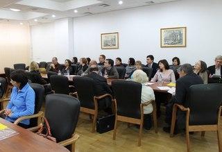 Конференция памяти Никишенкова