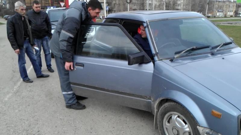 Автомобиль Сереги Чикалина