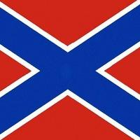 Логотип Владимирская Русь для Новороссии