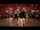 Танец YANIS MARSHALL HEELS CHOREOGRAPHY MILLENNIUM IN LOS ANGELES