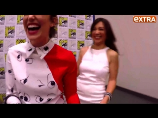 Agents of S.H.I.E.L.D Cast Captures Comic-Con Craziness with POV Video