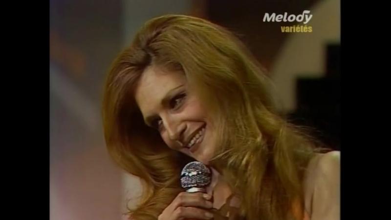 Dalida (Système 2 (A2) 23/03/1975 - Mon petit bonhomme, Gigi l'amoroso, Il venait d'avoir 18 ans