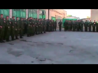 ДНР проведение смотра, батальон «Сомали»