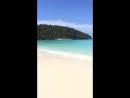 Racha island. Thai. Jan2015
