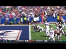Patriots RB Dion Lewis scores on a 6-yard TD run
