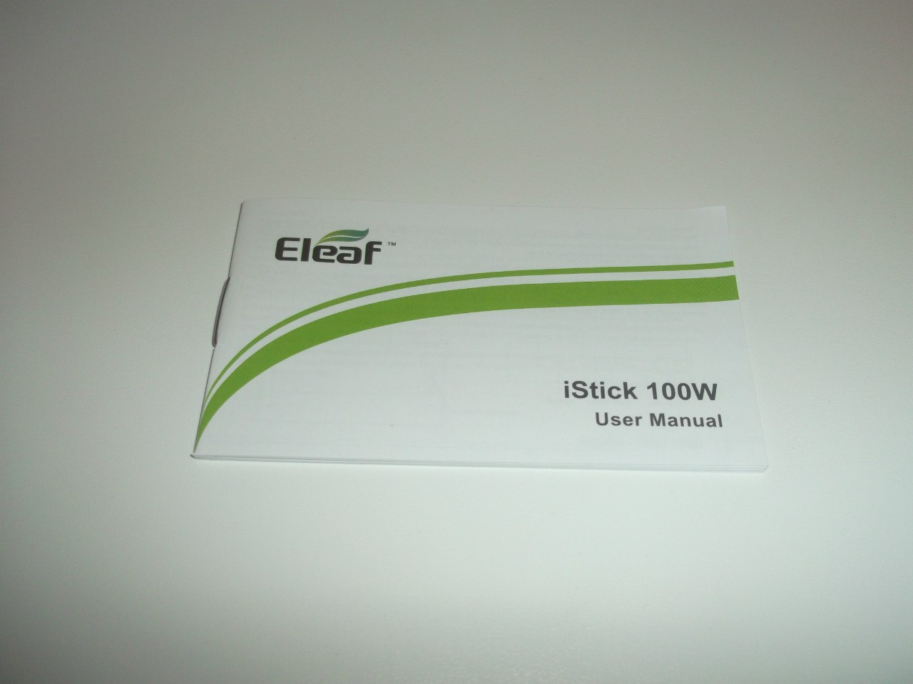 Cigabuy: Eleaf Istick 100W. Бюджетный оригинальный боксмод для парения от компании Eleaf, мнение.