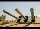 Работа орудий и башни 30 й береговой батареи Fort Maxim Gorky I