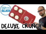 Joyo JF-39 Deluxe Crunch Overdrive Pedal Demo