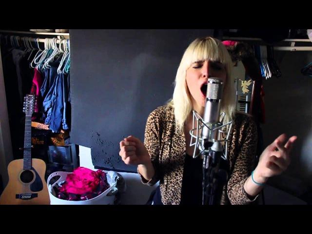Nikki Simmons Quantum Flux Northlane audition