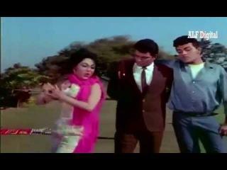 In Aankhon Se Nazar Ka Teer - Нила и Акаш/Neela Aakash 1965