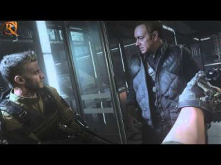 Концовка COD Advanced Warfare {Rider's channel}