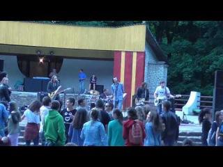 группа Мутнаевока Первый Рок- фестиваль в Логойске#2