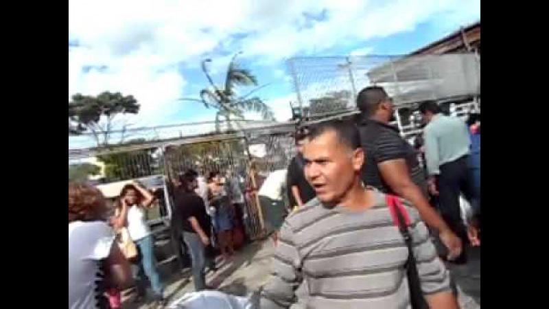 Explosão e incêndio no trem lotado da CPTM em Ribeirão Pires video completo