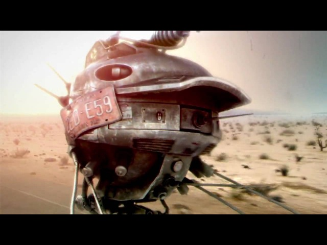 Fallout New Vegas E3 2010 Official Trailer