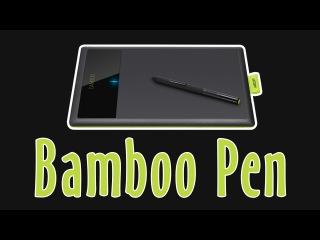 Графический планшет Wacom Bamboo Pen - обзор