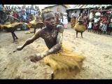 African Ghana Drum Music