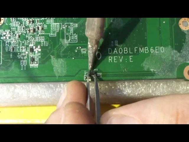 Ремонт ноутбука Toshiba Satellite L755D-11X. Часть 2.
