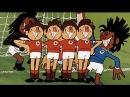 Футбольные звезды   Советские мультфильмы для детей и взрослых