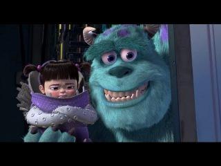 Корпорация монстров [Monsters, Inc.] 2001 - Русский Трейлер мультфильма HD