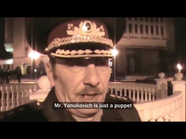 Ukrainian General: Ukraine is under Zionist occupation. / Генерал: Украину оккупировали Сионисты