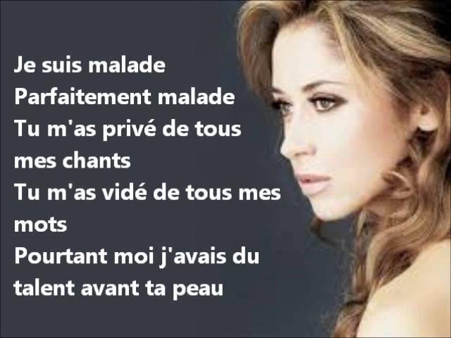 Lara Fabian - JE SUIS MALADETESTO