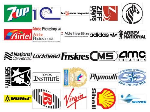 готовые логотипы: